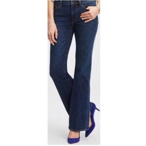 Loft Modern Flare Jean